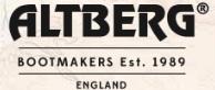 Altberg Bootmakers